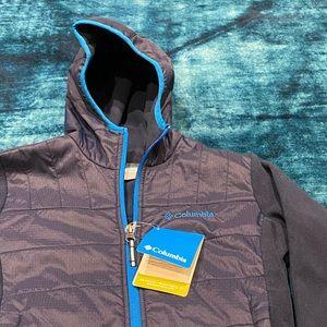 Columbia Boys Small (8) Fleece Jacket